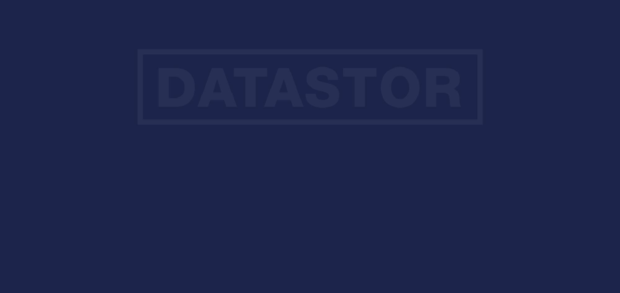 Datastor background Image